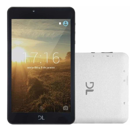 Tablet Dl Invent Now Tela 7 Android Camera Frontal 8gb