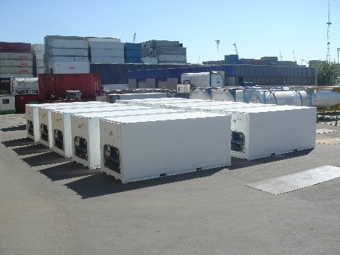 Contenedores Maritimos Containers Usados Reefers 20/40 Bs As