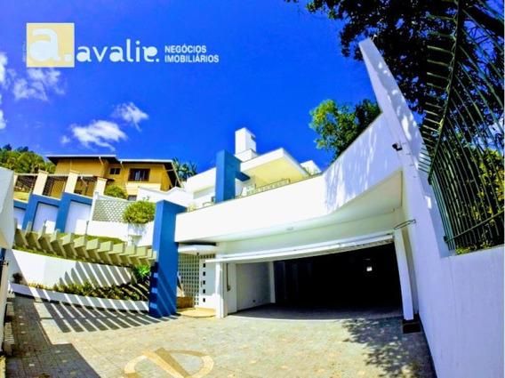 Magnífica Casa No Centro, Para Fins Residencial E/ou Comercial. - 6001816