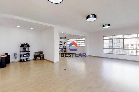 Apartamento Com 4 Dormitórios À Venda, 341 M² Por R$ 2.200.000 - Paraíso - São Paulo/sp - Ap9305
