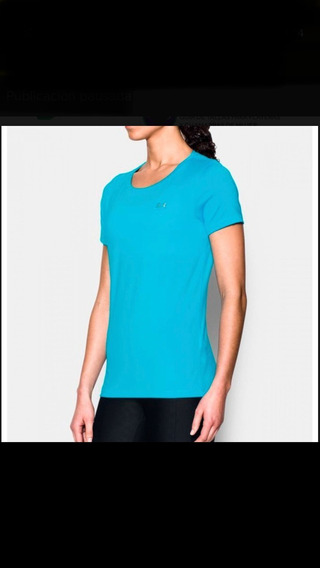 Blusa Under Armour Fitted