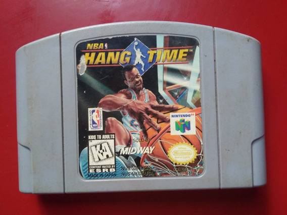 Hang Time Basket Nintendo 64 N-64