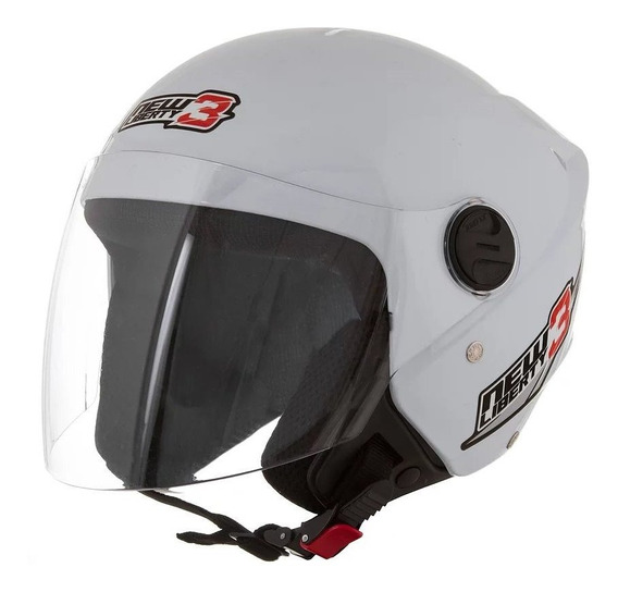 Capacete Pro Tork New Liberty 3 Moto Motoqueiro Motociclista