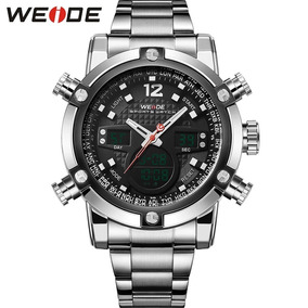 Reloj Militar Weide Mod. 5205 Japanese Movement