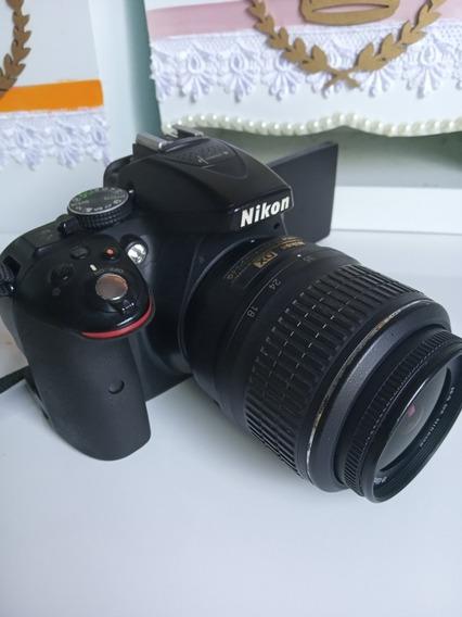 Câmera Nikon D5300 + Kit Completo