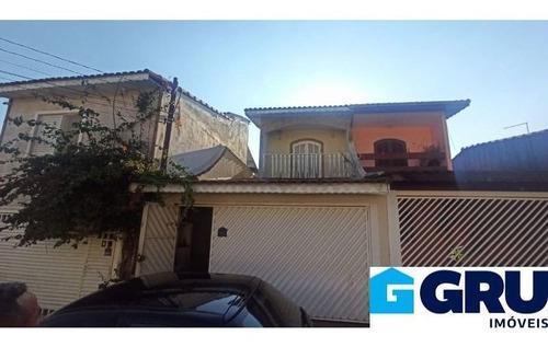Imagem 1 de 30 de Sobrado Localizado No Jardim Bela Vista - Sob677