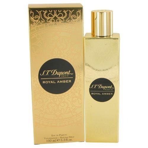 Perfume S.t Dupont Royal Amber 100ml Eau De Parfum Original
