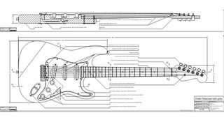 740 Planos Guitarra Bajo Banjo Circuitos Electrónicos