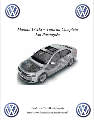 Vcds - Manual Tutorial Passo A Passo Completo - Vw