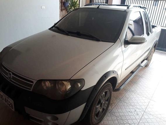 Fiat Strada Adv. Cab Ext 1.8 Ce