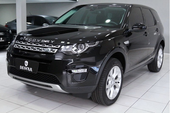 Land Rover Discovery Sport Hse 4x4 2.0 7l- 2019/2019