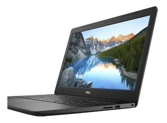 Notebook Dell 3583 4gb Hd 500gb 15.6