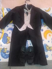 Terno De Niño Completo Con Zapatos