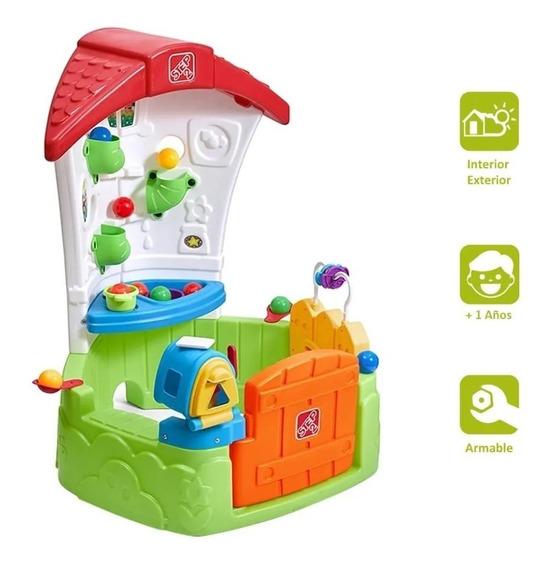 Casa De Juegos Para Niños Step2 Casita Toddler Corner House