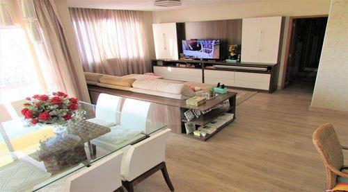 Imagem 1 de 21 de Apartamento Com 4 Dormitórios À Venda, 120 M² - Vila Nossa Senhora Aparecida - Indaiatuba/sp - Ap0463