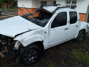 Sucata Nissan Frontier 2016 4x4 190cv - Rs Peças Farroupilha