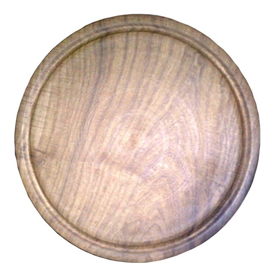 Tabla Pizzera Asado Algarrobo 35 Cm