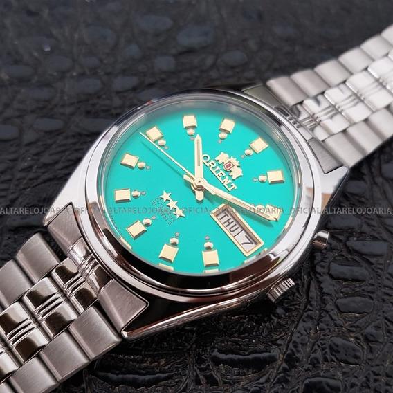 Relógio Masculino Orient Automático Clássico 6q00en9