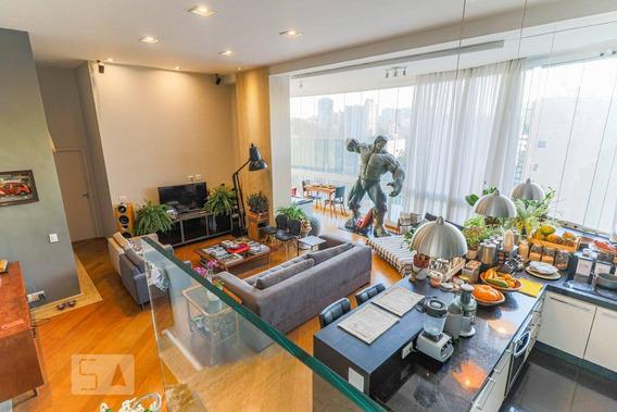 Apartamento Para Aluguel - Brooklin, 1 Quarto, 108 - 893095985