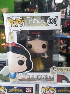 Blanca Nieves Snow White Disney Funko Pop Collectoys