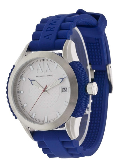 Relógio Armani Exchange Masculino Uax1228z Original Barato