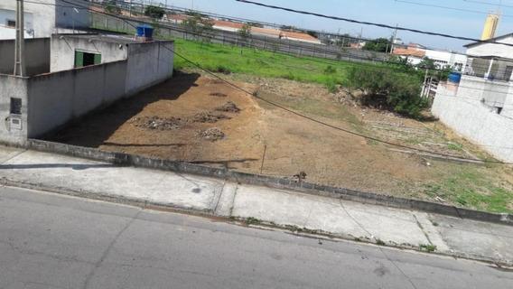 Terreno Em Residencial Santa Paula, Jacareí/sp De 0m² À Venda Por R$ 110.000,00 - Te284055