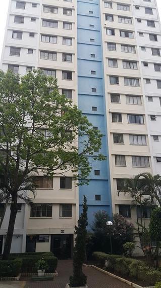 Apartamento No Braz Uma Quadra Do Metro Pedro Ii