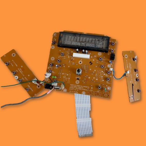 Placa Visor Display Mcd112/mdd112/mcd212/mct362 Som Lg