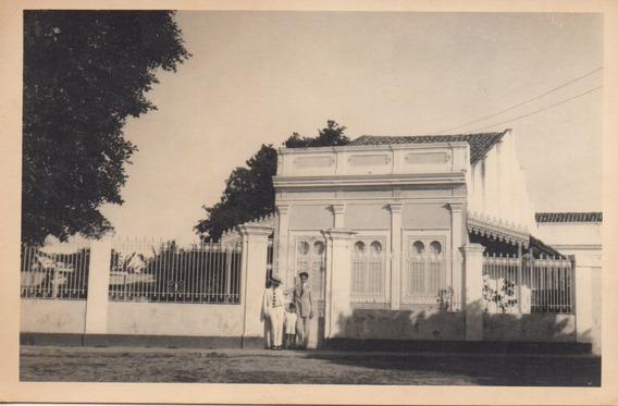 Antiguidade Salvador C. 1930: Imagem Casa Engenheiro Paturi