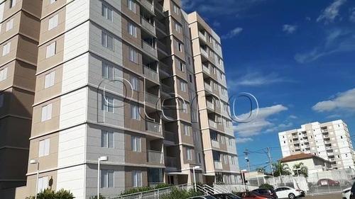 Imagem 1 de 19 de Apartamento À Venda Em Residencial Parque Da Fazenda - Ap013309