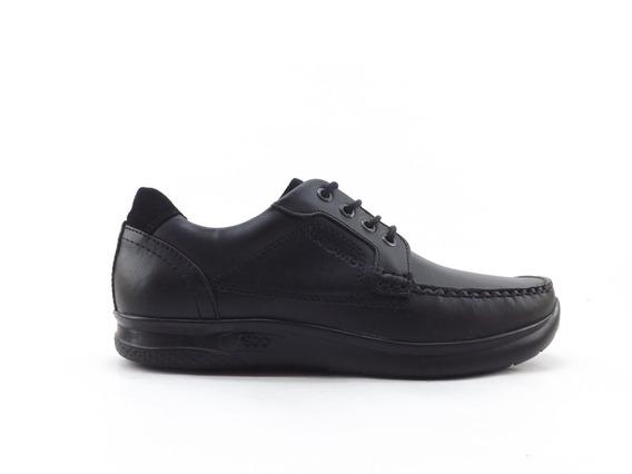 Zapato Marsanto Hombre Caballero Nautico Acordonado Nuevo