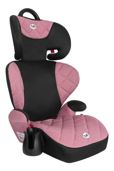 Cadeirinha Cadeira Carro Menina Bebê Triton Rosa 15-36kg