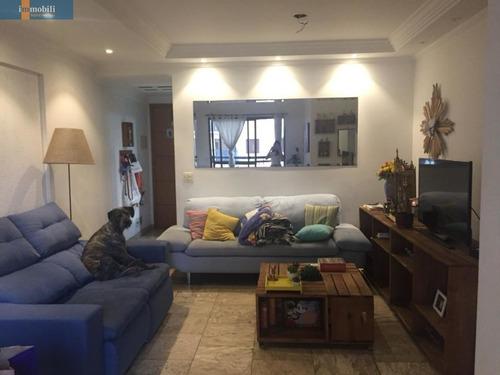 Imagem 1 de 15 de Apartamento A Venda 3 Dormitorios, 2 Vagas - Pc95903