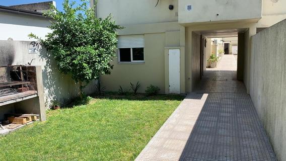 Ph 1 Dormitorio Interno -40 Mts 2-sin Expensas -parrilla - La Plata