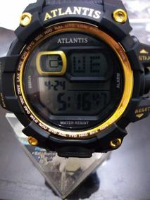 Relogio Digital Atlantis Tipo G.schock