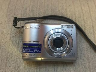 Cámara Fotográfica Olympus X-760