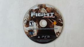 The Fight Lights Out - Ps3 - Original Sem Capa E Encarte