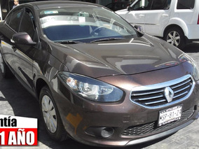 Renault Fluence 2014 4p Authentique 2.0 Man
