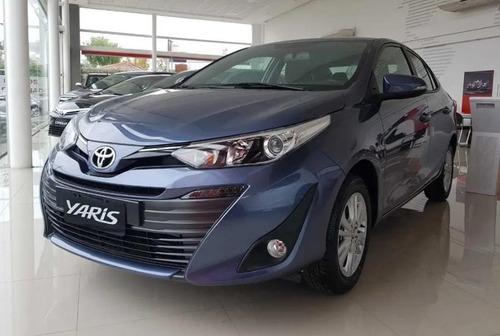 Toyota Yaris Xls Pack Cvt 4p At  Sedan 2021 Febrero