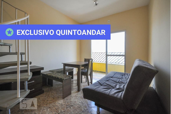 Apartamento No 7º Andar Com 2 Dormitórios E 1 Garagem - Id: 892986331 - 286331