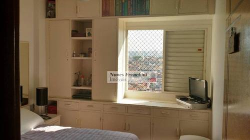 Santana - Sp/zn - 3 Dormitórios  2 Vagas R$530.000,00 - Ap5710