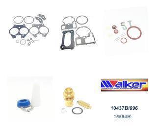 Kit Carburador Motor 350 305 2 Bocas