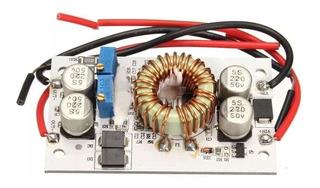 Convertidor Boost Elevador Dc Dc - Step Up 10a - 250w 10-50v