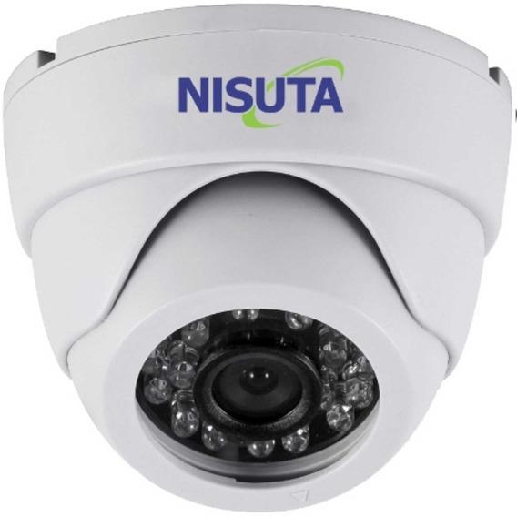 Mini Domo Nisuta Cctv Interior Infrarrojo Camara Seguridad
