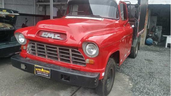 Camioneta Gmc Estacas Cc.3.0 Año 1956