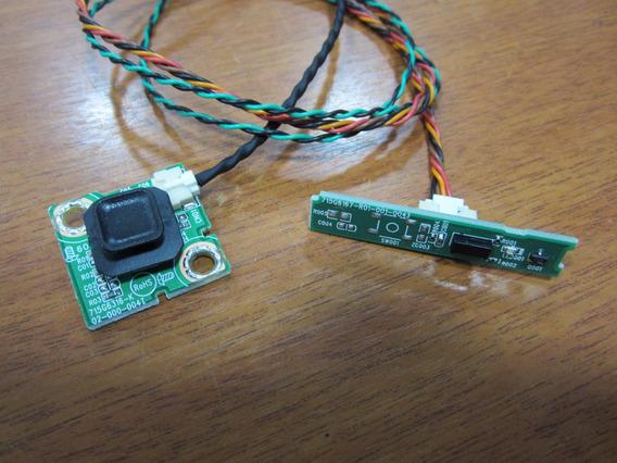 Joystick + Sensor Do Controle Remoto Tv Philips 32phg4900/78