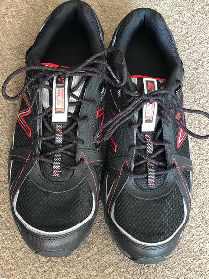 Zapatillas New Balance Con Dos Posturas De Nyc Usa Como New