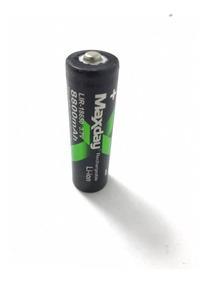4 Bateria 18650 Recarregavel Maxday 3.7v 8800mah