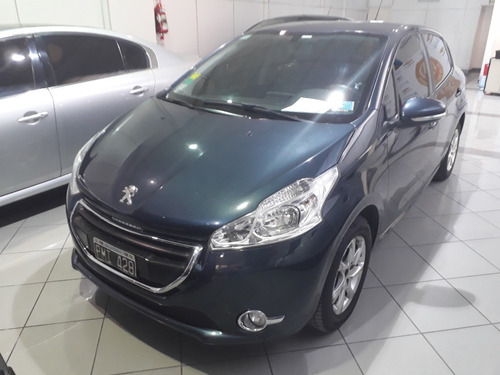 Peugeot 208 1.5 Allure Touch Screen 2016, Concesionario Ofic