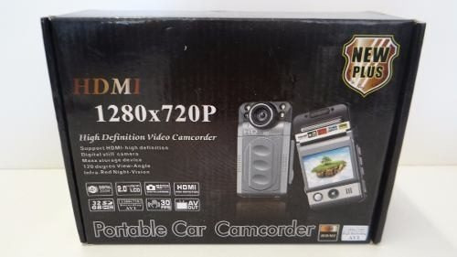 Portable Car Camcorder Para Carro Nova Otima
